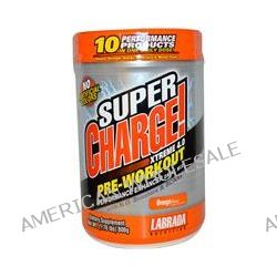 Labrada Nutrition, SuperCharge! Xtreme 4.0, Pre-Workout, Orange Flavor, 1.76 lbs (800 g)