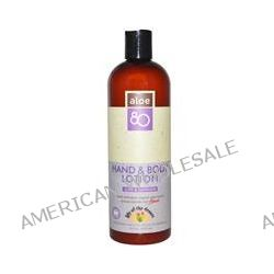 Lily of the Desert, Aloe 80, Hand & Body Lotion, Aloe & Lavender, 16 fl oz (473 ml)