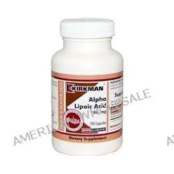 Kirkman Labs, Alpha Lipoic Acid, 100 mg, 120 Capsules