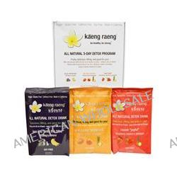 Kaeng Raeng, All Natural 3-Day Detox Program, 9 Pouches