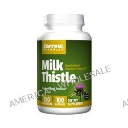 Jarrow Formulas, Milk Thistle, 150 mg, 100 Capsules