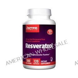 Jarrow Formulas, Resveratrol, 100 mg, 120 Capsules