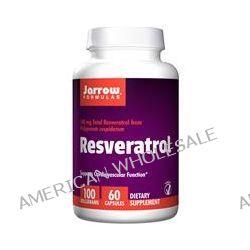 Jarrow Formulas, Resveratrol, 100 mg, 60 Capsules