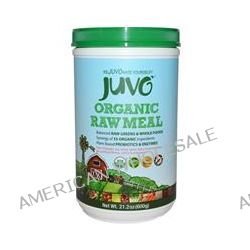 Juvo, Organic Raw Meal, 21.2 oz (600 g)