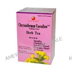 Health King, Chrysanthemum Vascuflow Herb Tea, Caffeine Free, 20 Tea Bags, 1.05 oz (30 g)