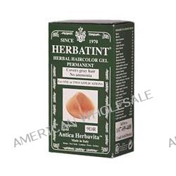 Herbatint, Herbal Haircolor Gel Permanent, Copperish Gold, 9DR, 4.5 fl oz (135 ml)