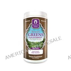 Genesis Today, Essential Greens, Flax Seed & Spirulina, 15.5 oz (440 g)