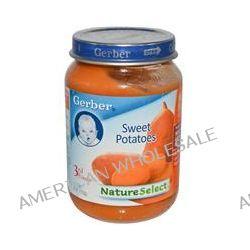 Gerber, 3rd Foods, NatureSelect, Sweet Potatoes, Crawler, 6 oz (170 g)