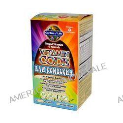 Garden of Life, Vitamin Code, RAW Kombucha, 60 UltraZorbe Vegan Caps