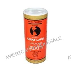 Great Lakes Gelatin Co., Beef Gelatin, Collagen Joint Care, Unflavored, 16 oz (454 g)