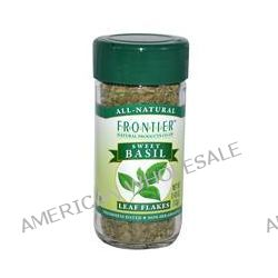 Frontier Natural Products, Sweet Basil, Leaf Flakes, 0.48 oz (13 g)