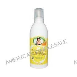 Earth Mama Angel Baby, Shampoo & Body Wash, Natural Orange Vanilla, 34 fl oz (1 l)