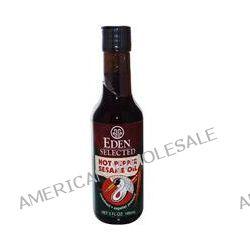 Eden Foods, Selected, Hot Pepper Sesame Oil, 5 fl oz (148 ml)