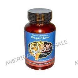 Dragon Herbs, Tom Kat, Potent Jing Tonic For Men, 500 mg, 100 Capsules