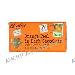 Chocolove, Orange Peel in Dark Chocolate, 3.2 oz (90 g)