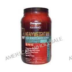 Champion Nutrition, Heavyweight Gainer 900, Chocolate Brownie , 3.3 lbs (1,500 g)