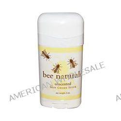 Bee Naturals, Skin Cream Stick, Unscented, 2 oz