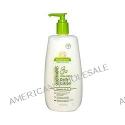 BabyGanics, Smooth Moves, Extra Gentle Daily Lotion, Fragrance Free, 16.9 oz (499 ml)