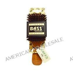 Bass Brushes, Classic Men's Club (soft) 100% Wild Boar Bristles, Wood Handle, 1 Hair Brush