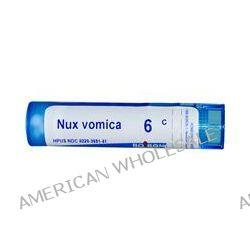 Boiron, Single Remedies, Nux Vomica, 6C, Approx 80 Pellets