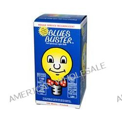 Blues Buster, Full Spectrum Light Bulb, 100 Watts-Frosted, 1 Bulb
