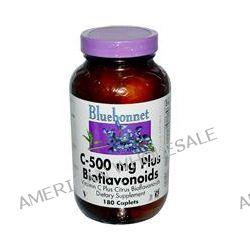 Bluebonnet Nutrition, C-500 mg Plus Bioflavonoids, 180 Caplets