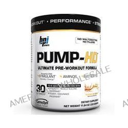 BPI Sports, Pump-HD, Ultimate Pre-Workout Formula, Peaches N' Cream, 11.64 oz (330 g)