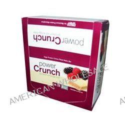 BNRG, Power Crunch Protein Energy Bar, Wild Berry Creme, 12 Bars, 1.4 oz (40 g) Each