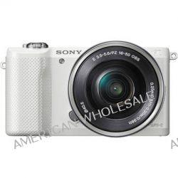Sony Alpha a5000 Mirrorless Digital Camera ILCE5000L/W B&H Photo