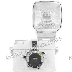 Lomography Diana Mini 35mm Camera with Flash (White) HP550W B&H