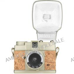 Lomography Diana Mini 35mm Camera with Flash HP550CP B&H Photo
