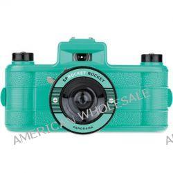 Lomography Sprocket Rocket 35mm Film Camera (Teal) HP400TEAL B&H