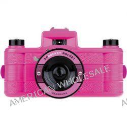 Lomography Sprocket Rocket 35mm Film Camera (Pink) HP400PINK B&H