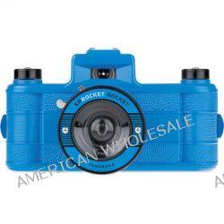 Lomography Sprocket Rocket 35mm Film Camera (Azure) HP400AZURE