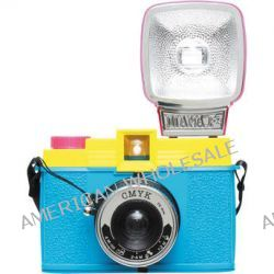 Lomography Diana F+ Medium Format Camera (CMYK) HP700CMY B&H