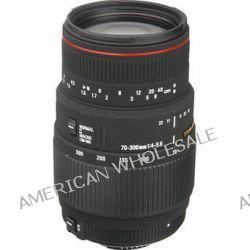 Sigma 70-300mm f/4-5.6 APO DG Macro Lens for Nikon AF-D 5A8306