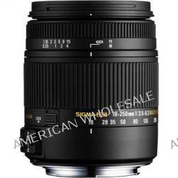 Sigma 18-250mm F3.5-6.3 DC Macro OS HSM for Sigma SA 883-110 B&H