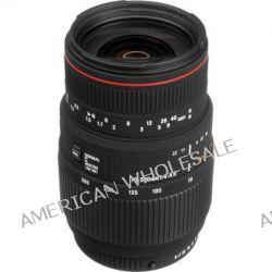 Sigma 70-300mm f/4-5.6 APO DG Macro Autofocus Lens 508109 B&H