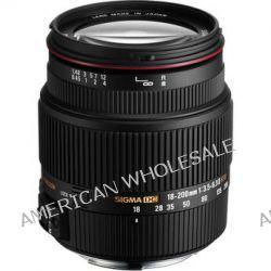 Sigma 18-200mm f/3.5-6.3 II DC OS HSM Lens for Sigma 882110 B&H