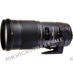 Sigma 180mm f/2.8 APO Macro EX DG OS HSM Lens (for Nikon)