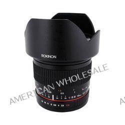 Rokinon 10mm f/2.8 ED AS NCS CS Lens for Fujifilm X Mount 10M-FX