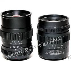 SLR Magic 17mm T1.6 and 35mm T1.4 BUNDLE SLR-1716MFT SLR-3 B&H