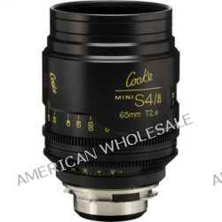 Cooke 65mm T2.8 miniS4/i Cine Coated Lens CKEP 65 B&H Photo