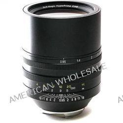 SLR Magic HyperPrime Cine 50mm T0.95 Lens SLR-5095M-CINE-MFT B&H
