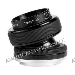 Lensbaby Composer Pro with Sweet 35 Optic for Nikon F LBCP35N