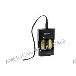 Watson Dual Rapid Charger for 3V CR123A and CR2 ADC-3VCR123A B&H