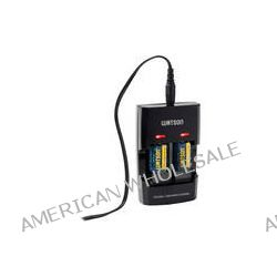 Watson Dual Rapid Charger for 3.7V CR123A and CR2 ADC-CR2-II B&H