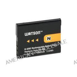 Watson NP-BN1 Lithium-Ion Battery Pack (3.7V, 600mAh) B-4202 B&H
