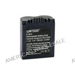 Watson CGR-S006 Lithium-Ion Battery Pack (7.4V, 750 mAh) B-3614