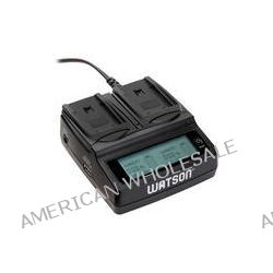Watson Duo LCD Charger with 2 LI-42B/40B / NP-45/45A / D-3504